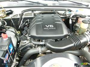 2002 Isuzu Rodeo Engine 2002 Isuzu Rodeo Lse Engine Photos Gtcarlot