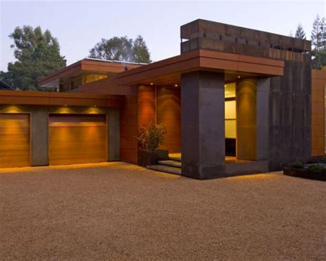 flat roof one storey modern homes modern house flat roof homes home design ideas pictures remodel and decor