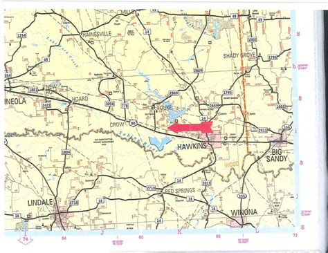 c wood texas map 75 48 acres in wood county texas