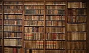 libreria il libro libros antiguos en una de las bibliotecas de la el