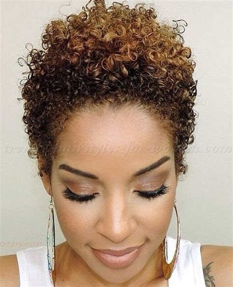 black hair tight curls 25 best ideas about short natural hairstyles on pinterest