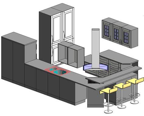 revit kitchen cabinets kitchen designed in revit drawing kitchen robot kitchen