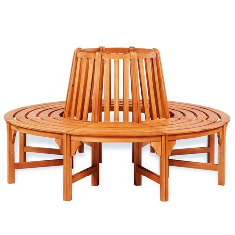 circular tree bench vidaxl circular tree bench wood vidaxl com
