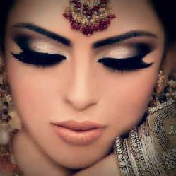 bridal makeup dramatic night out look evening classic