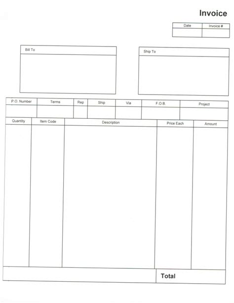 Quickbooks Invoice Template Excel by Quickbooks Invoice Template Excel Invoice Exle