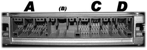 ffs technet obd2a ecu pin out schematics