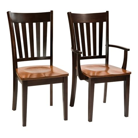 Amish Chair by Murdock Dining Chairs Amish Furniture Amish Furniture