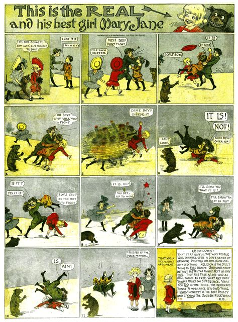 buster brown ask the archivist buster brown comics kingdom