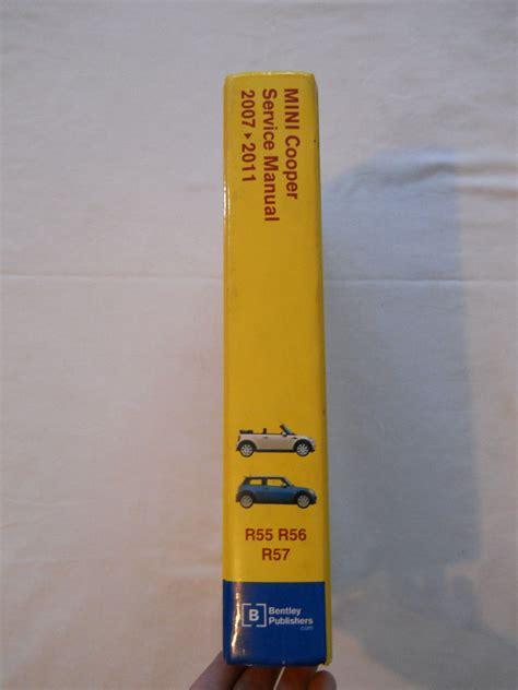 service manual pdf fs mini cooper r56 r55 mini cooper