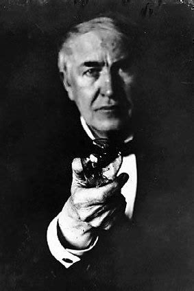 how did edison created the light bulb 301 moved permanently