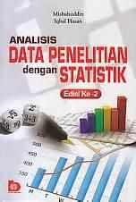 analisis data penelitian dengan statistik edisi ke 2