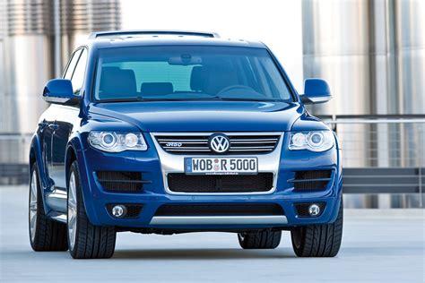 volkswagen touareg 2008 touareg turns hybrid passat finds bluemotion autoevolution