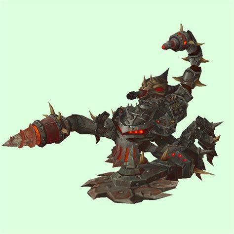petopia armed iron scorpion