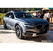 First Look 2017 Volvo V90 Cross Country  Doubleclutchca