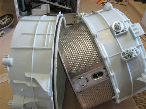Aeg Pe 150 Mesin Poles 6 washing machine welded drum