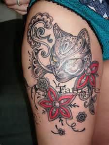 tatuajes de gatos arte y tatuaje