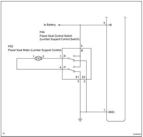 power seat wiring diagram wiring diagram with description