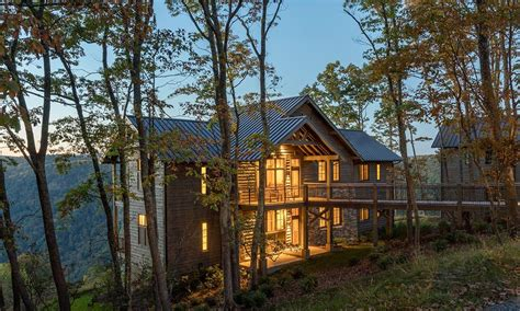 Pinnacle Cottages At Primland   Samsel Architects