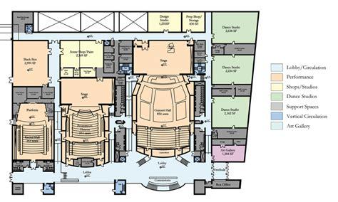 Floor Plan Programs wilson hall rowan university farewell architects llc