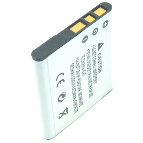 Battery Replacement For Sony Cyber Np Bn1 Battery Replacement For Sony Cyber Np Bn1 White