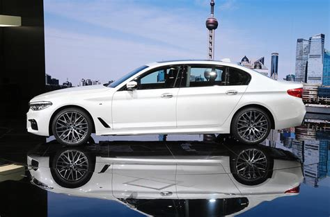bmw in china bmw 5 series wheelbase brings legroom in china