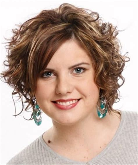curly hairstyles for plus size women pictures hairstyle for overweight women with regard to your own