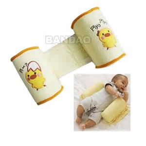 baby sleep pillow infant toddler shape correct flat