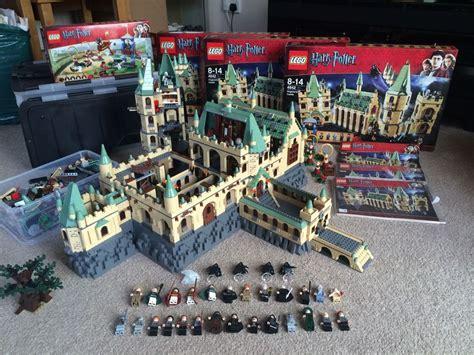 Kinderzimmer Jungs Lego by Epic Lego Harry Potter Hogwarts Castle Lego Creations
