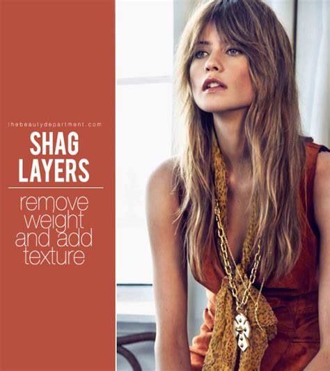 shag vs layers the beauty department your daily dose of pretty