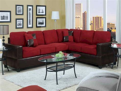 microfiber living room furniture red microfiber living room furniture red microfiber
