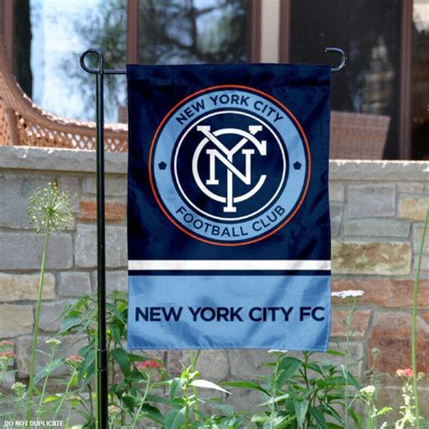 New York Sports Club Garden City by New York City Football Club Garden Flag And Two