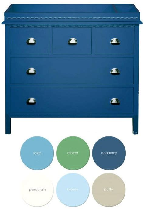 blue changing table tailored child s bedroom new collection from
