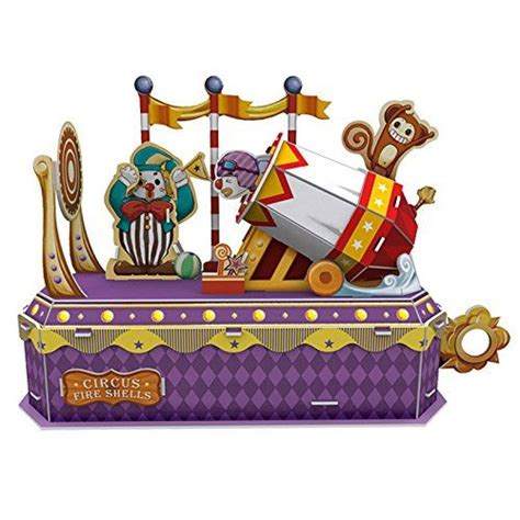 New Item Cubic Puzzle 3d Circus Clown Cannon 201 best images about vintage circus prom on floors booth and circus