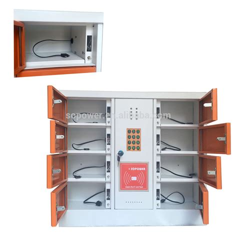 cell phone charging cabinet electronic lock with unique pin number charging station