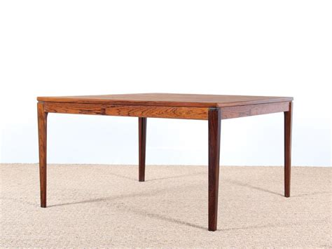 Modern Square Coffee Tables Modern Square Coffee Table In Rosewood Galerie M 248 Bler