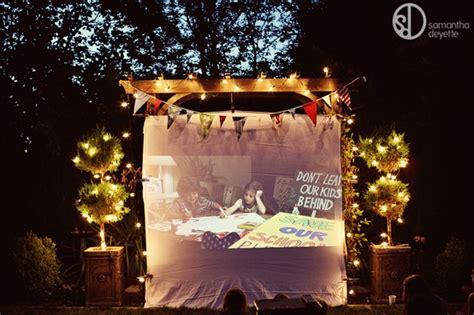 best movies for backyard movie night saturday sunday shindig outdoor movie night design