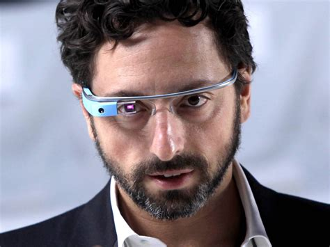Free Google Glass Giveaway - sergey brin and larry page use google glass photos google techmynd