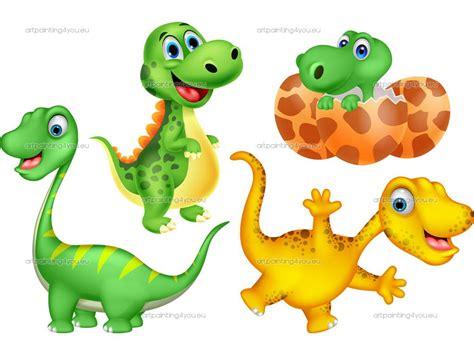 imagenes infantiles coloridas dibujos de dinosaurios infantiles para imprimir a color