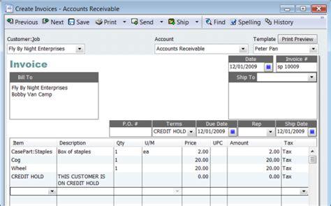 Credit Holds in QuickBooks   Practical QuickBooks