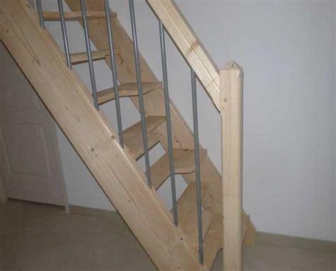 Escalier Pas D Cal 1630 by Obac Artisans Charpentiers