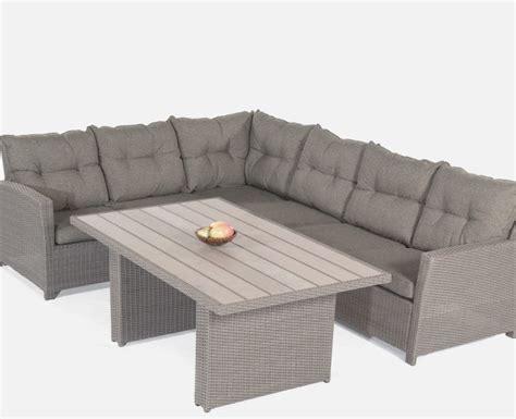 gartenmöbel mit rundem tisch lounge gartenmobel mit esstisch treefunder co