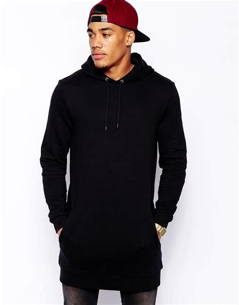 design long hoodie 2016 hot sale extra long plain hoodies sweatshirt buy
