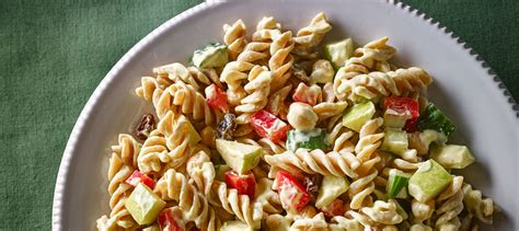 curried pasta salad south african curry pasta salad
