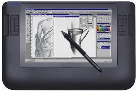 tavola disegno digitale tavoletta grafica