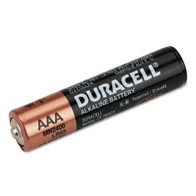Battery Aaa pila duracell aaa x 4u