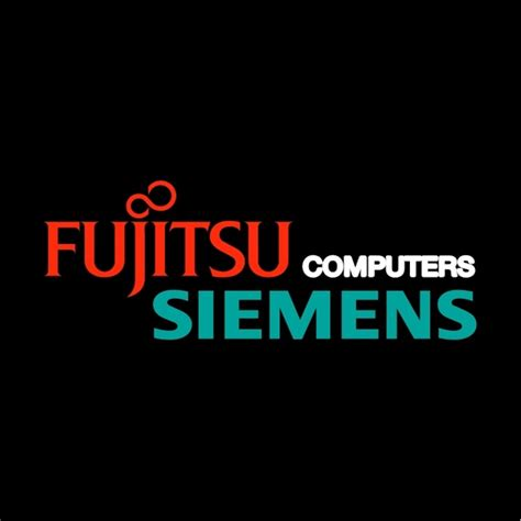 fujitsu logo fujitsu siemens computers 2 free vector in encapsulated