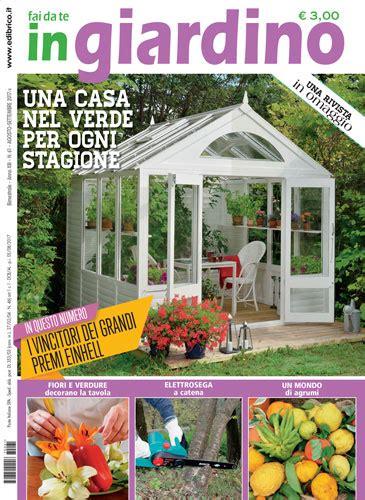 casa e giardino rivista in giardino edibrico