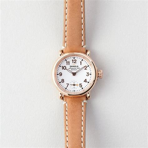 shinola womens runwell 28mm 600 watches