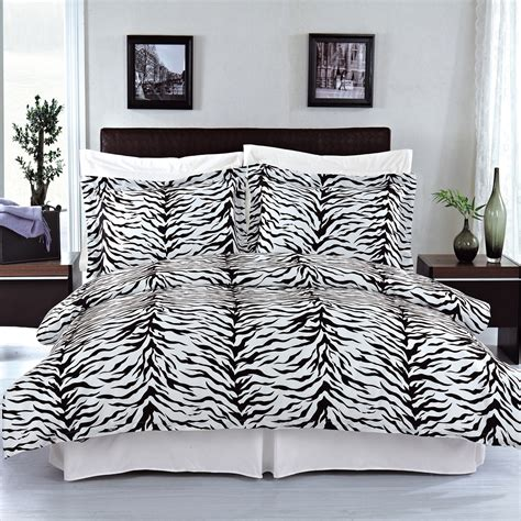 zebra bed set zebra cotton duvet bedding set