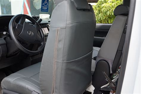 Toyota Tundra Leather Seats Toyota Tundra 2014 Iggee S Leather Custom Fit Seat Cover